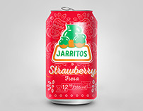 Jarritos soda packaging