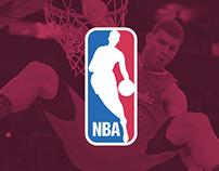 NBA Website Concept - Lite Version