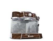 Crema Espresso Machine (Aug-Nov 2014)