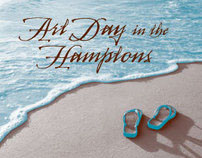 Art Day in the Hamptons