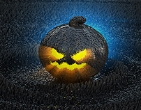 Halloween in Pmods worlds - contest on the Foundry site