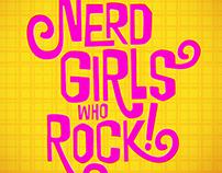 Nerd Girls Who Rock! logo