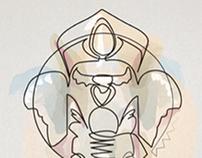 Oneline Ganesh