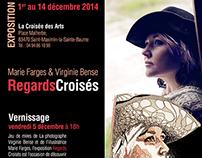'Regards Croisés' Exhibition