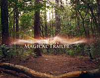 Awarded 'Magical Trailer' - After Effect template