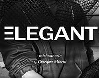 """Elegant Magazine Editorial - """"Dusk-Dawn"""""""