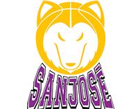 Logotipo Club de Baloncesto San José