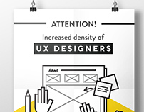 Poster for UX Designers