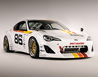 2014 Scion Tuner Challenge Winner  (Scion FR-S)