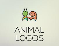 Animal Logos Set