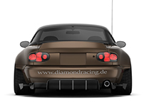 Mazda MX5 Miata Widebody kit