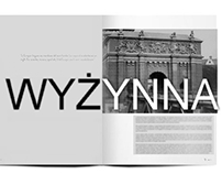 Editorial project - Wyżynna