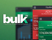 BULk- Stock Market Mobile Application