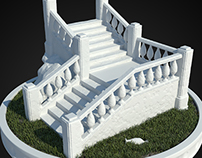 WIP Stairs