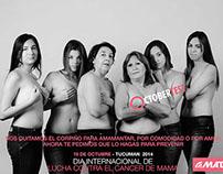 Octobertest2014  Campaña Lucha Contra el Cáncer de Mama