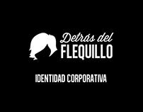 Identidad Corporativa | Detrás Del Flequillo