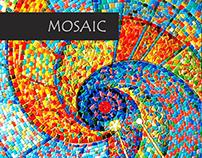 """Mind - Science"" - Mosaic - 2012"