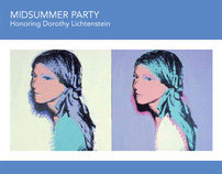 Parrish Museum Midsummer Party Journal