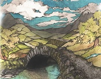Hidden Realms RPG. 8 images