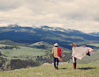 Big Sky Country - Hemispheres Fashion/Travel Story