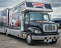 Maverik Vehicle Wraps