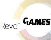 Revo Logo Design
