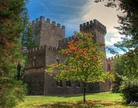 Castles of Chianti, Tuscany