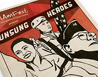 FilAmFest 2013 Unsung Heroes Pamphlet