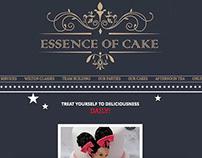 Branding - Essence of cake