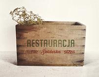 """Świderka"" Restaurant | Visual Identity"