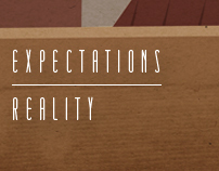 Expectations // Reality