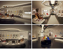 """CHAIR'S MUSEUM """" HISTORY OF CHAIR DESIGN"""""""