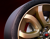:: Interceptor Racing Wheel.::