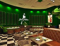 JOHNNIE WALKER'S RESTAURANT