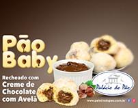 Campanha Pão Baby com Chocolate