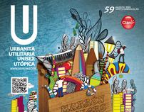 Ilustración Revista U \ #59, agosto '11 \ Santo Domingo
