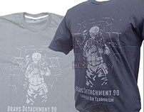 MI Gear T-Shirt Design -CQB Edition-