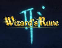 Wizard's Rune - Game