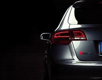PRETOS.de Audi RS3 Sportback quattro