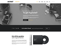 Hypno - Modern, Responsive WordpPress Theme