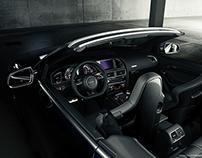 PRETOS Audi RS5 quattro Convertible
