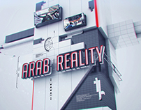 Arab Reality News Program in Aljazeera channel