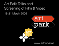 Art Park Motion Graphic Infographic