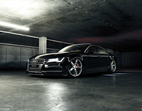 PRETOS.de Audi A7 Sportback Vossen