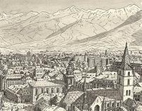 Town in Transylvania