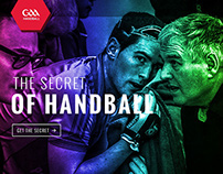 GAA Handball (Irish handball)