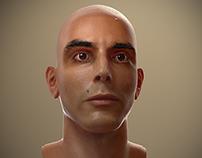 Realistic Head Modeling