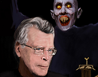 Stephen King. A Man and his Works.
