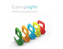 Carrylight- Multiple carry bag holder
