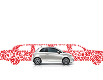 Fiat Promotions. Less is Genius. PRINT